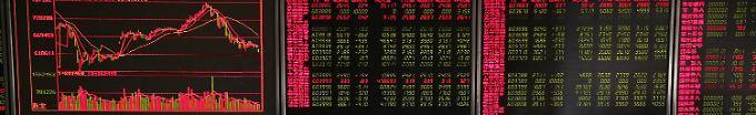 Der Börsen-Tag: 07:34 China-Abstufung belastet Shanghai und Hongkong