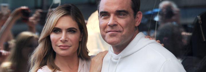 Promi-News des Tages: Robbie Williams beichtet Sex mit Drogendealerin
