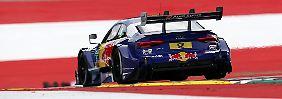 DTM-Rennen in Spielberg: Ekström triumphiert bei Audi-Dreifacherfolg