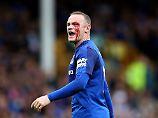 Der Sport-Tag: Premier League: Rooney muss bluten