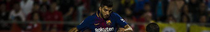 Der Sport-Tag: 23:27 Barca und Real gewinnen mit Mühe