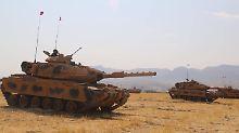 Militär im Irak und Syrien: Türkisches Parlament verlängert IS-Mandat