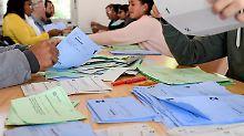 Geringe Stimmbeteiligung: Schweizer votieren gegen Rentenreform