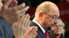 Merkel bleibt Kanzlerin: SPD geht mit Schulz in die Opposition