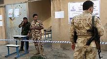 Die irakischen Kurden stimmen über ihre Unabhängigkeit ab - die die Nachbarstaaten nicht anerkennen wollen.