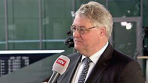 """Ulrich Stephan zum Wahlausgang: """"Keine Panik, nur etwas Unsicherheit"""""""