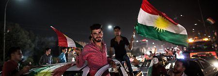 Kurdisches Unabhängigkeitsvotum: Wahlkommission erwartet Erdrutschsieg