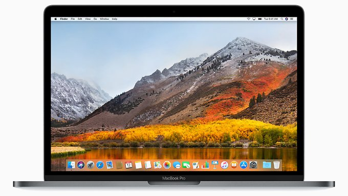 Das Update auf macOS High Sierra ist da, aber im System klafft eine geefährliche Sicherheitslücke.