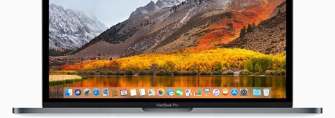Warnung vor macOS High Sierra: Update für Mac-Computer nicht sicher?