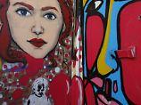 Farbenfrohe Hafenstadt: Valparaíso hat Chiles bunteste Wände