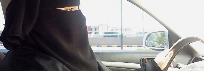 Symbolträchtige Entscheidung: Saudi-Arabien erlaubt Frauen das Autofahren