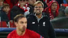 """Königsklassen-Frust für Klopp: Liverpool patzt wieder, """"Hurricane"""" brilliert"""