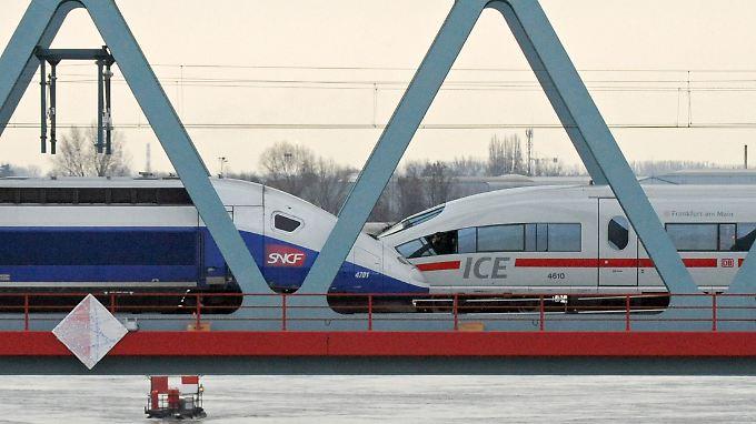 Gegen chinesische Konkurrenz: Siemens und Alstom fusionieren zu Schienenmacht
