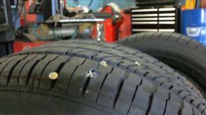 Kaum zu glauben, aber wahr: Lkw-Ladung Nägel plättet hunderte Reifen