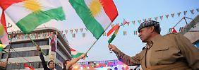 92 Prozent für eigenen Staat: Kurden stimmen für Unabhängigkeit vom Irak