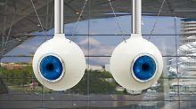 Warentest findet üble Mängel: Überwachungskameras oft selbst nicht sicher