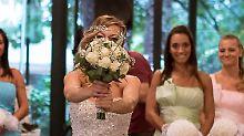 Erste Single-Braut Italiens: Frau heiratet sich selbst