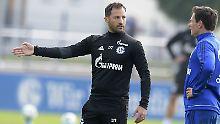 Der Sport-Tag: Medien: Leverkusen bot Tedesco doppeltes Gehalt