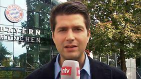 """Trainerrauswurf beim FC Bayern: n-tv Reporter Kyrill Ring: """"Viele interne Querelen"""""""