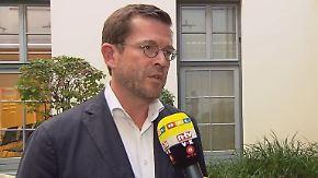 """Zu Guttenberg im n-tv Interview: """"Mich braucht wirklich keiner mehr in der Politik"""""""