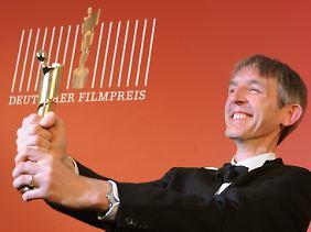 """2009 erhielt Schmidt den Deutschen Filmpreis, die """"Lola""""."""