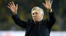 """Der Sport-Tag: Pressestimmen: """"Ancelotti verraten und verjagt!"""""""