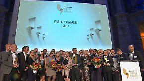 Tradition verbunden mit neuester Technik: Visionäre der Energiebranche erhalten Energy Awards