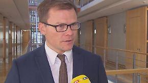 """Carsten Schneider zur künftigen Regierung: """"Was die Union macht, geht in Richtung Wählerbetrug"""""""