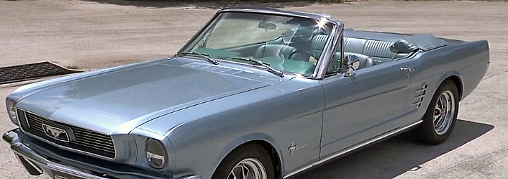 Neue Technik in altem Gewand: Ford Mustang-Replica erinnert an die Rolling Sixties