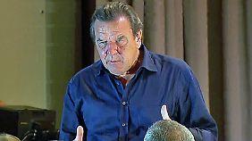"""""""Müssten das Grundgesetz ändern"""": Schröder erntet heftige Kritik für Rosneft-Job"""