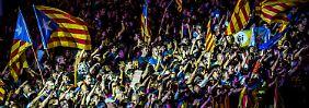 Es geht um mehr als Unabhängigkeit: Katalanen demonstrieren gegen Regierung in Madrid