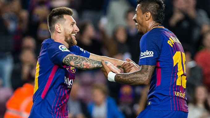 Das Katalonien-Referendum entscheidet auch über die Zukunft von Fußball-Superstar Lionel Messi.
