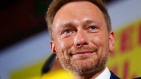 SPD stichelt, CSU nörgelt: Lindner prophezeit Schulz-Rücktritt in vier Wochen
