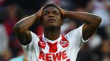 Sieben Spiele ohne Sieg: RB Leipzig verlängert Kölner Liga-Horror