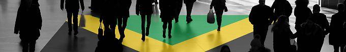 Die Jamaika-Koalition verschwindet erstmal wieder in der Schublade.