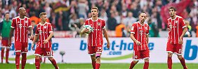 Läuft nicht: Der FC Bayern in Berlin.