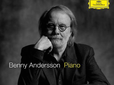 """Rund um die Welt: Benny Andersson aus dem Album """"Piano"""""""