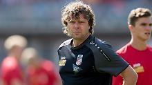 Der Sport-Tag: Drittligist Erfurt entlässt Abstiegs-Verhinderungs-Trainer