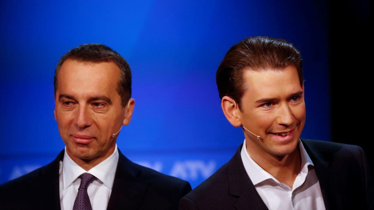 Politik-Schlammschlacht hält Wien in Atem