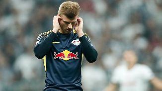 Zu laut für den Torjäger?: Leipzig reist wohl ohne Timo Werner zum BVB
