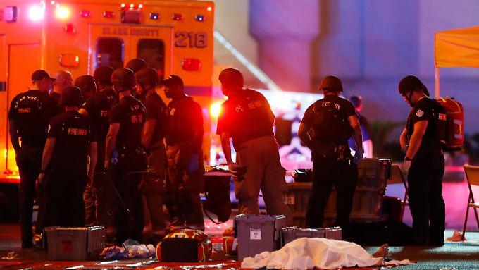 Bei der Schießerei wurden 58 Menschen getötet und 400 verletzt.