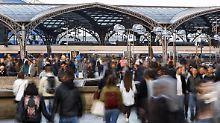 Boom in Großstädten: Deutsche Bevölkerung schrumpft doch nicht