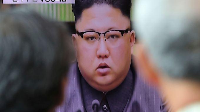 Bisher war Nordkorea beim Internet von China abhängig - nun gibt es offenbar einen neuen Zugang.