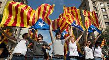Katalonien-Krise verschärft sich: Spanien sucht den Weg aus der Sackgasse