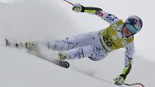 """Der Sport-Tag: """"Kasperltheater"""": Ski-Herren schießen gegen Lindsey Vonn"""
