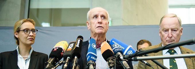 Vizepräsident des Bundestags: Was passiert, wenn der AfD-Mann durchfällt