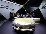"""""""Unnützer interner Wettbewerb"""": VW will Skoda an die kurze Leine nehmen"""