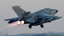 Truppenverlegung nach Jordanien: Deutsche Tornados kommen in Al-Asrak an