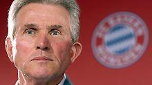 Der FC Bayern braucht Zeit: Es musste Jupp Heynckes werden
