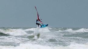Stürmisches Comeback: Deutscher Surf-Star triumphiert auf Sylter Wellen